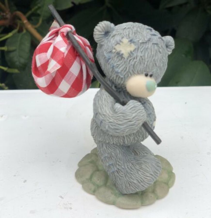 Me To You Bear Tatty Teddy Moving On House Home Love Figurine Ornament Gift