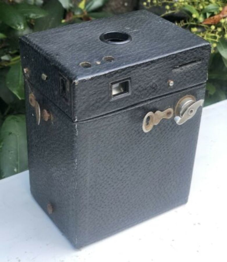Kodak Antique Vintage Photo Photograph Or Video Recorder Camera (NOT FOR USE)