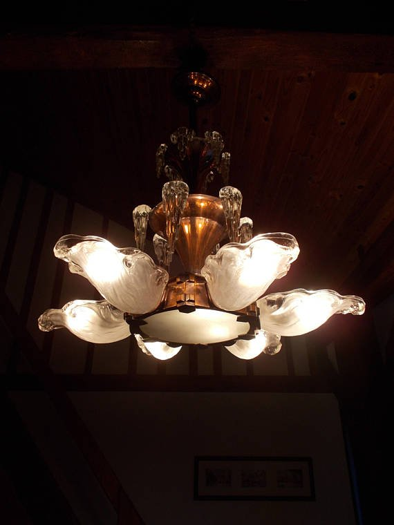 Chandelier by Ezan Boris Lacroix