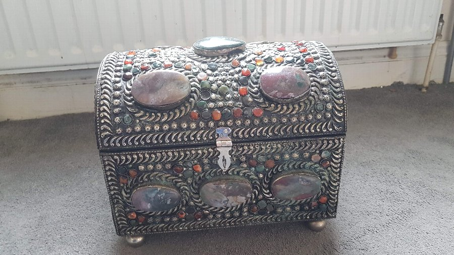 Morrocan Wedding Jewelery box