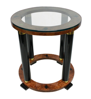 Antique AN ITALIAN NEO-CLASSICAL SIDE TABLE