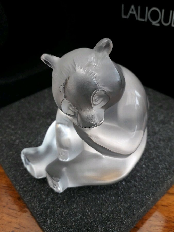 LALIQUE ITEMS