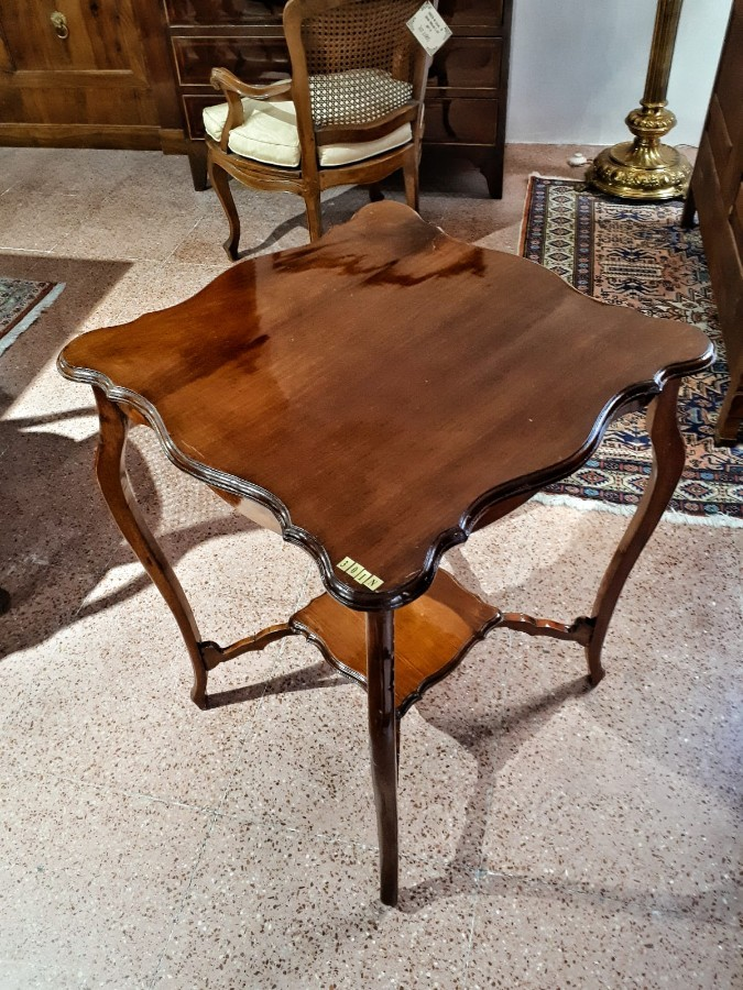 FREE SHIPPING 19th Century Victorian Side Table RESTORED