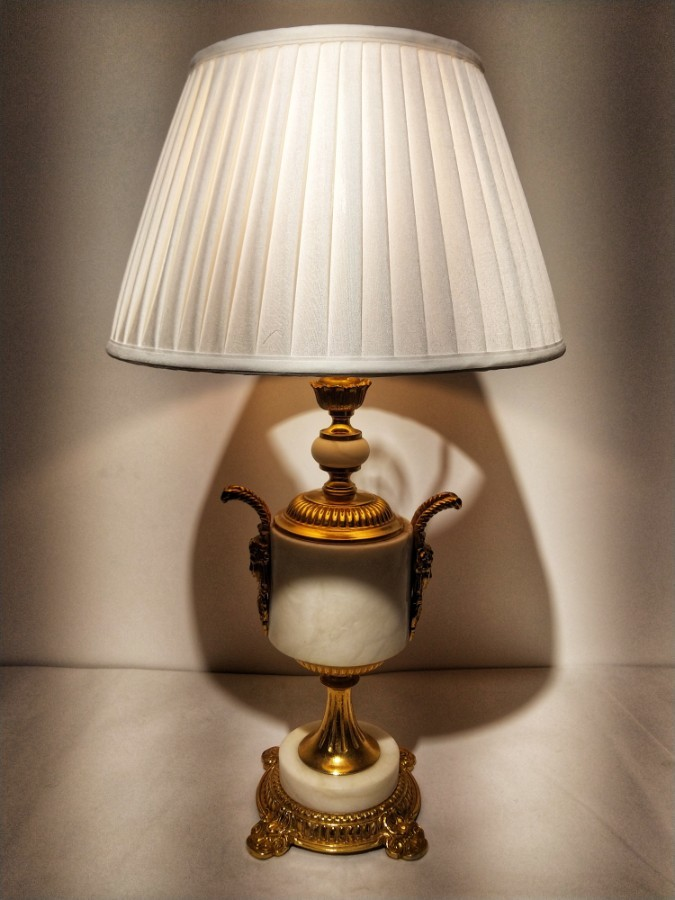 FREE SHIPPING 20th Century Hollywood Regency Lamp