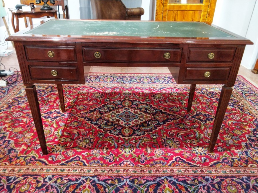 FREE SHIPPING 20th Century Louis XVI Writing Table Desk