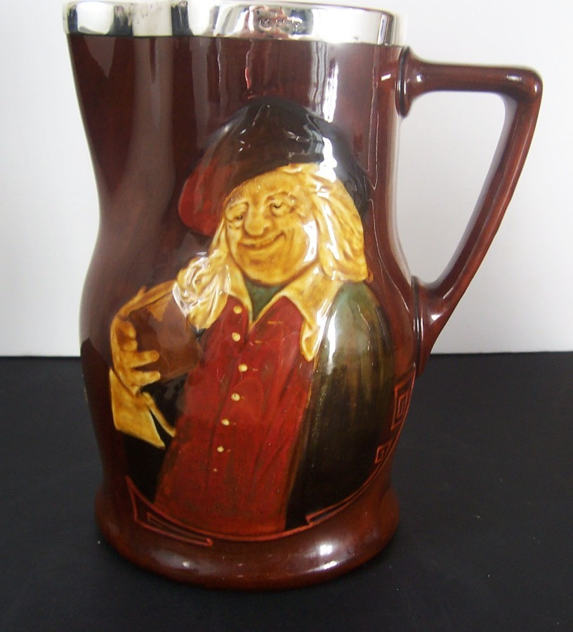 Royal Doulton Kingsware pitcher.