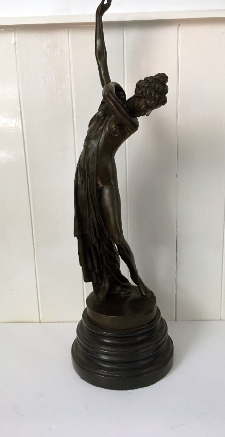 Art Deco Styal Bronze