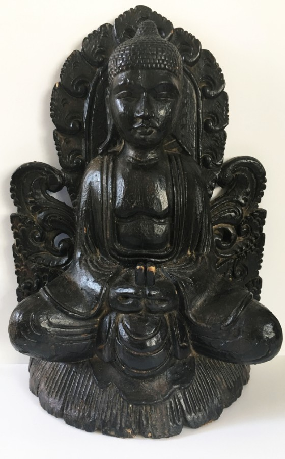 19th Century Oriental antique Buddha