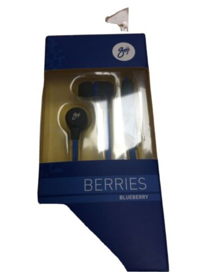 GOJI Berries Headphones - Blueberry