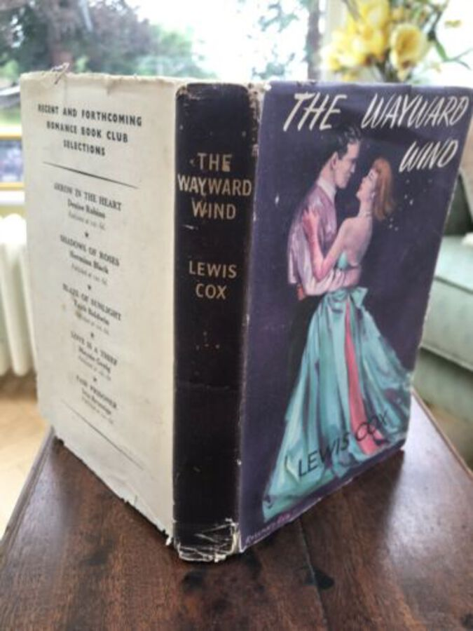 The Wayward Wind By Lewis Cox. First Published 1960
