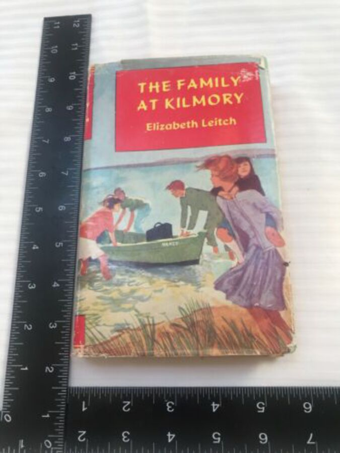 Vintage Book: The Family At Kilomory By Elizabeth Leitch