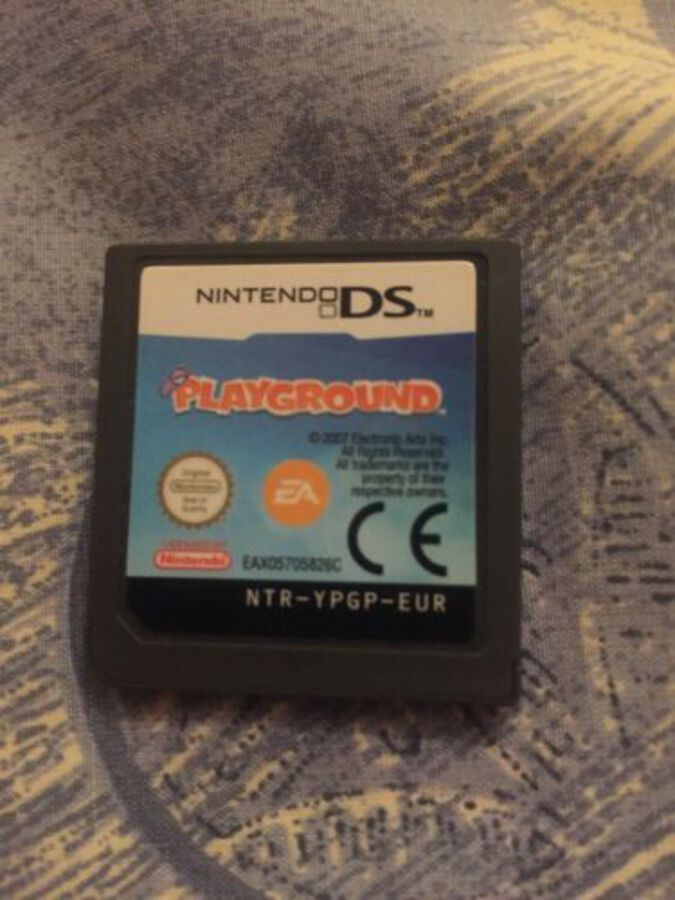 Playground Nintendo DS), Very Good