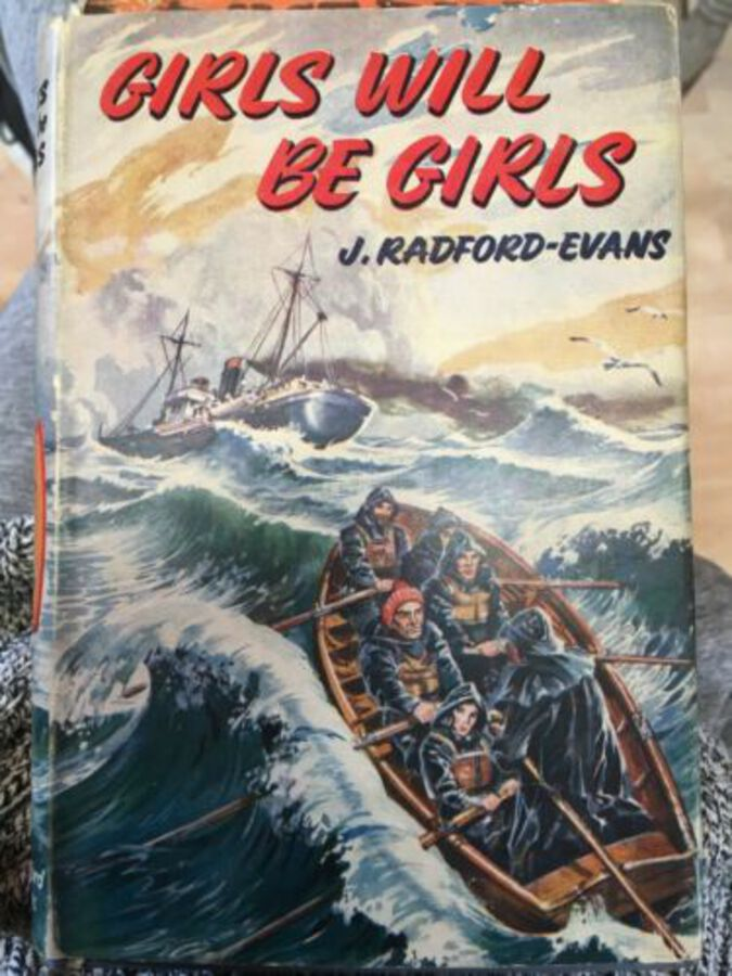 Good - Girls Will Be Girls - Radford-Evans, J. 1949-01-01   Spring Books