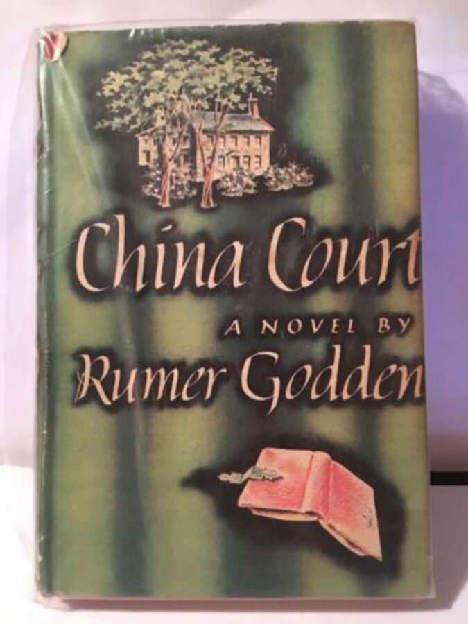 China Court Rumee Hidden 1961 1sr Ed Book Macmillan & Co London