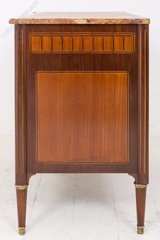 Antique French Mahogany Commode