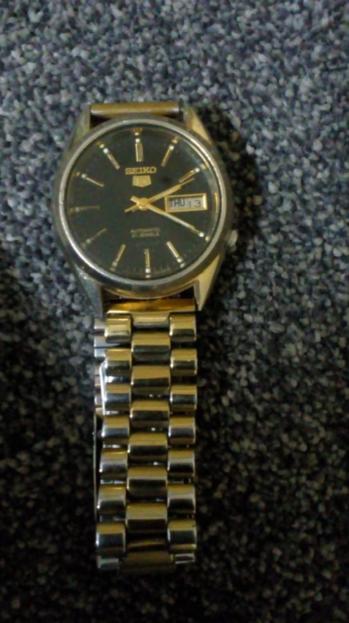 Seiko 5 Gents Watch