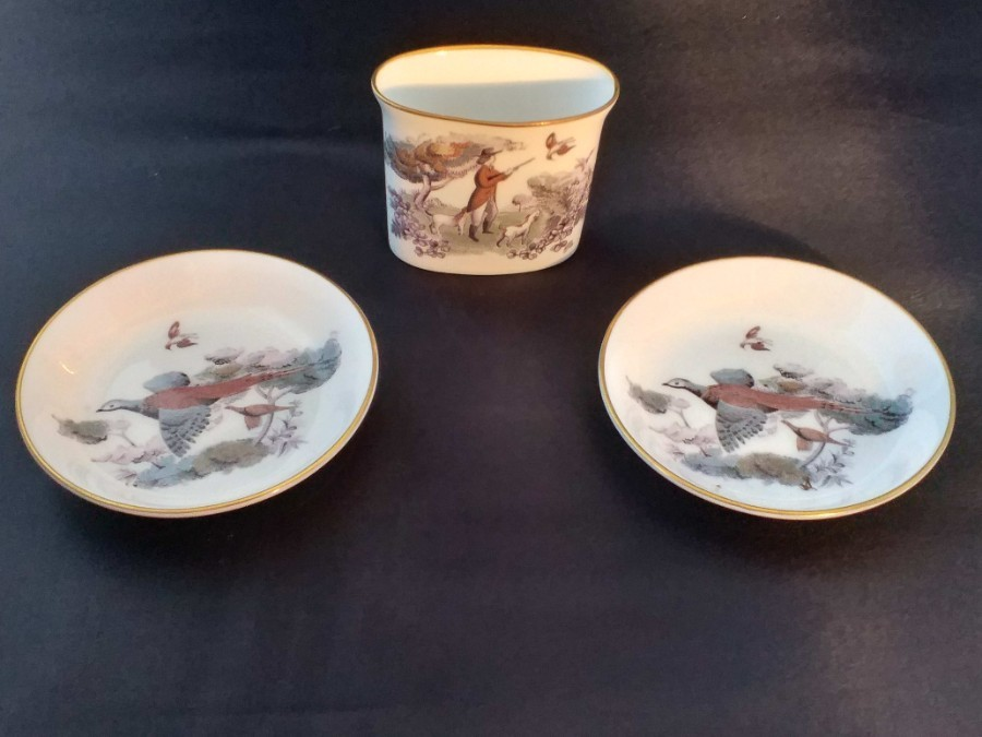 3 piece Worcester fine bone china