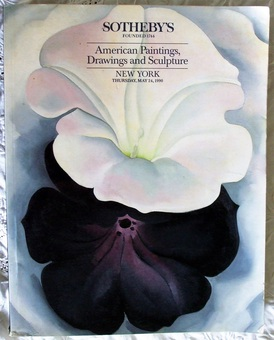 Antique Sotheby's ~ American Paintings, Drawings and Sculpture ~ New York ~ 24. 05. 1990