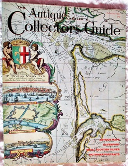 Antique The Antique Dealer and Collectors Guide ~ February 1975