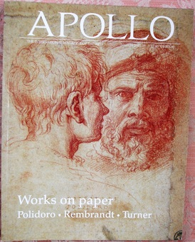 Antique Apollo ~ Vol. CLI ~ No. 457 ~ March 2000