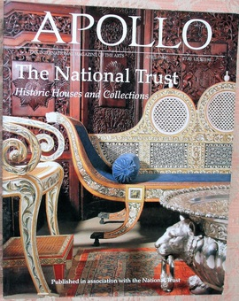 Antique Apollo ~ Vol. CXLVII ~ No. 434 ~ April 1998