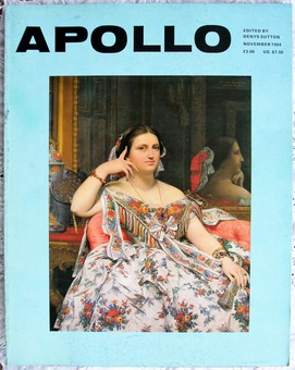Antique Apollo ~ Vol. CXX ~ No. 273 ~ November 1984