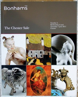 Antique Bonhams ~ The Chester Sale ~ Chester ~ 05. - 07. 07. 2011