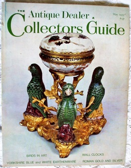 Antique The Antique Dealer and Collectors Guide ~ May 1977