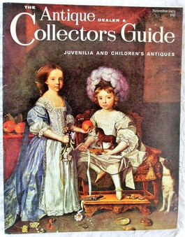 Antique The Antique Dealer and Collectors Guide ~ November 1973