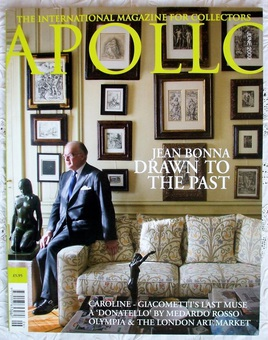 Antique Apollo ~ Vol. CLXIX ~ No. 566 ~ June 2009