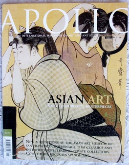 Antique Apollo ~ Vol. CLXIV ~ No. 537 ~ November 2006
