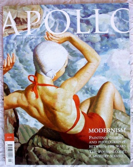 Antique Apollo ~ Vol. CLXIII ~ No. 531 ~ May 2006