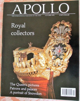 Antique Apollo ~ Vol. CXXXIV ~ No. 356 ~ October 1991