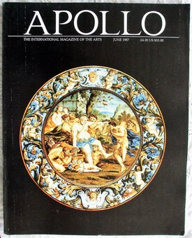 Antique Apollo ~ Vol. CXXV ~ No. 304 ~ June 1987