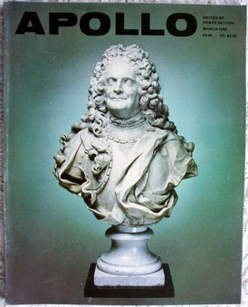 Antique Apollo ~ Vol. CXXIII ~ No. 289 ~ March 1986