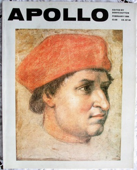 Antique Apollo ~ Vol. CXXIII ~ No. 288 ~ February 1986