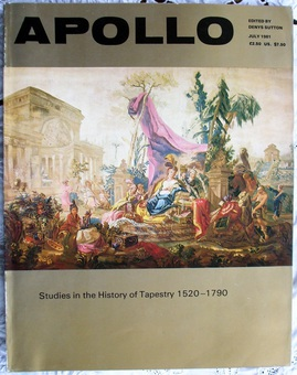Antique Apollo ~ Vol. CXIV ~ No. 233 ~ July 1981