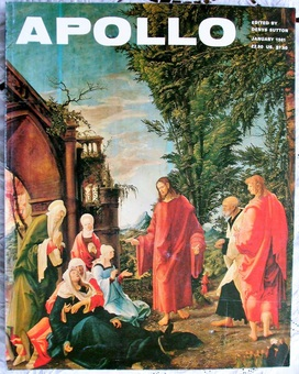 Antique Apollo ~ Vol. CXIII ~ No. 227 ~ January 1981