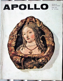 Antique Apollo ~ Vol. LXXXI ~ No. 38 ~ April 1965