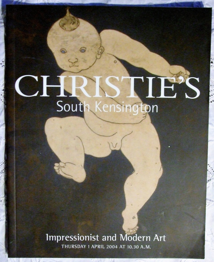 Christie's South Kensington ~ Impressionist and Modern Art ~ London ~ 01. 04. 2004