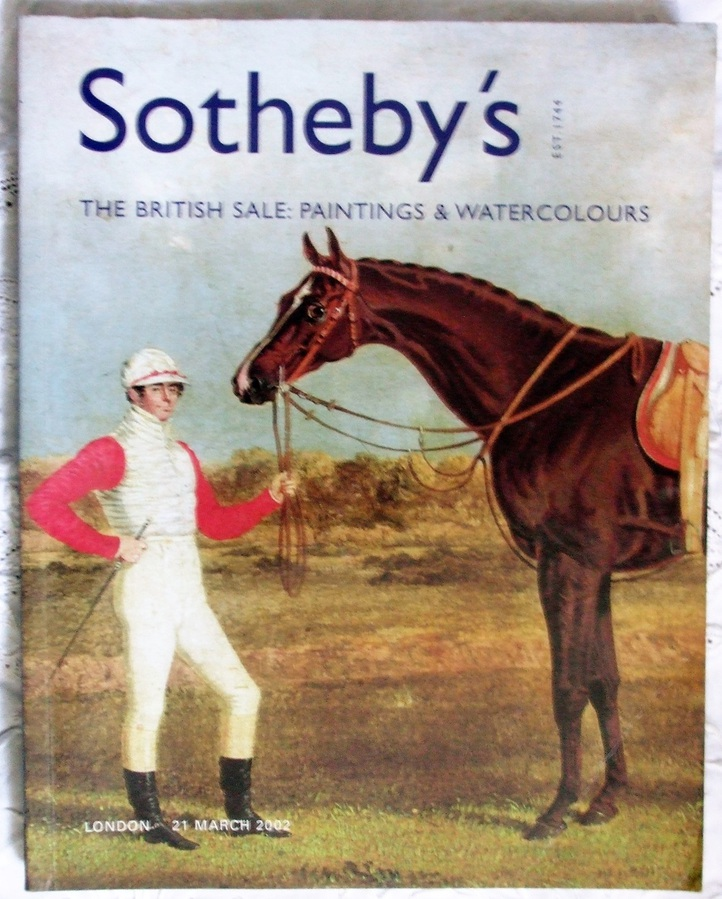 Sotheby's ~ The British Sale ~ Paintings and Watercolours ~ London 21. 03. 2002