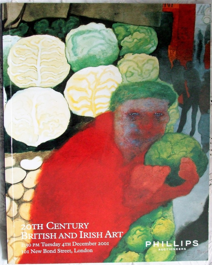 Phillips ~ 20th Century British and Irish Art ~ London ~ 04. 12. 2001