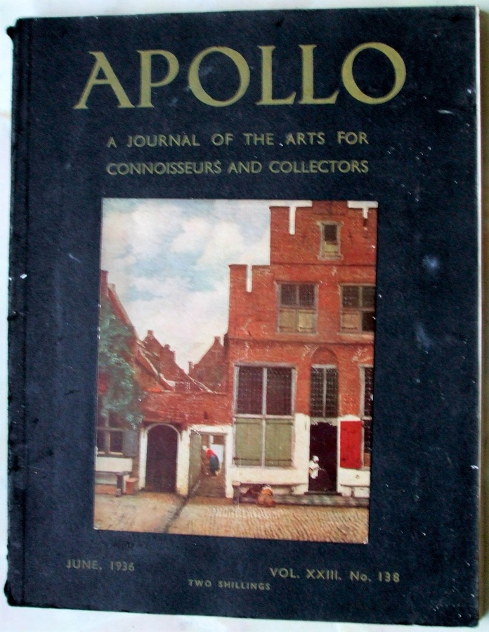 Apollo ~ Vol. XXIII ~ No. 138 ~ June 1936