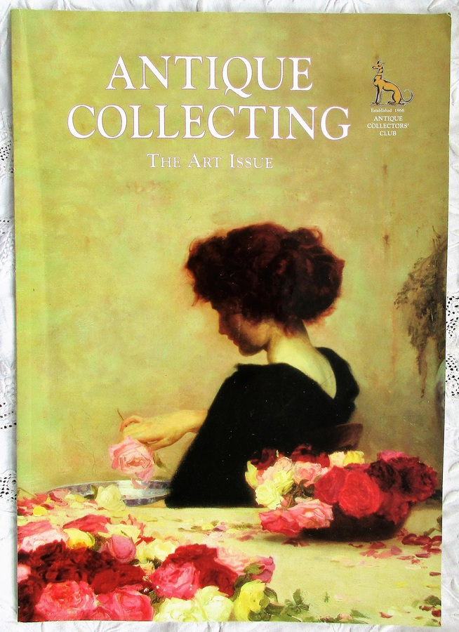 Antique Collecting ~ Vol. 38 ~ No. 5  ~ October 2003