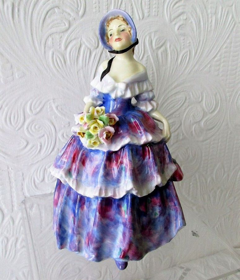 "Vintage Royal Doulton English Porcelain Figurine ~ ""Irene"" ~ HN 1952"