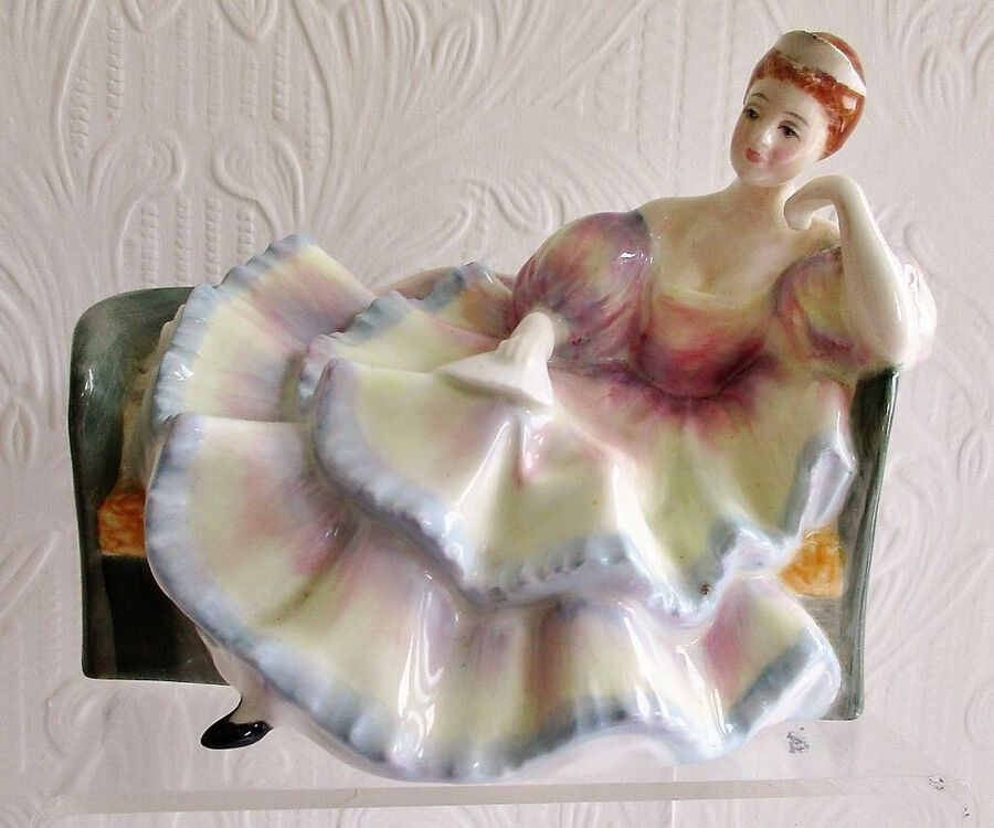 "Royal Doulton English Porcelain Figurine ~ ""Pauline"" ~ HN 2441"