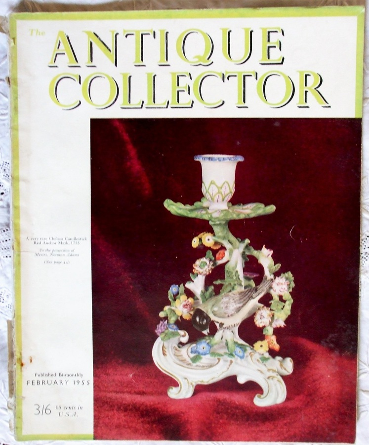 The Antique Collector ~ Vol. 26 ~ No.1 ~ February 1955