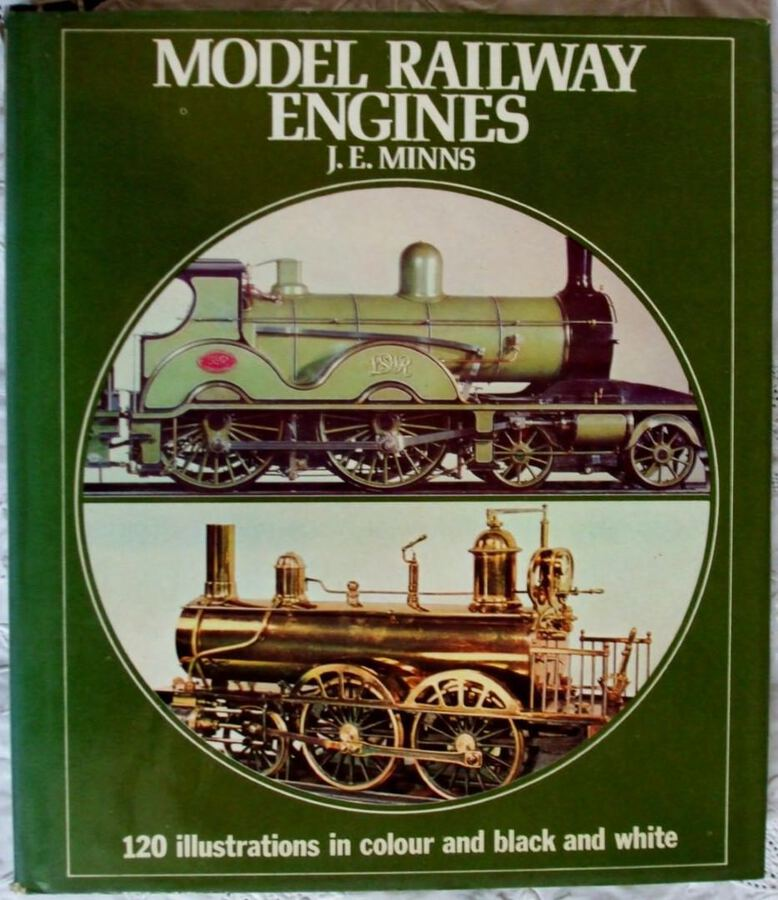 Model Railway Engines ~ J.E. Minns