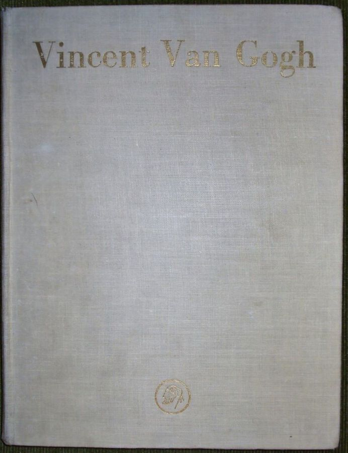 Antique Vincent Van Gogh ~ Saturn Press
