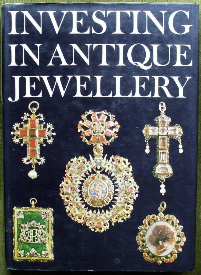 Investing in Antique Jewellery ~ Richard Falkiner